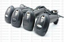 4x Motorola Norcod DS4208 DS4208-SR00007WR Handheld 1D 2D Barcodescanner + Kabel