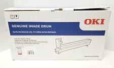 Genuine Oki C831, MC873 Magenta Image Drum 44844414