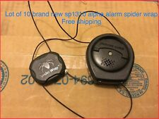 Lot Of 10 Alpha 2 Spider Security Alarm Wrap Anti-Theft Device Free Shipping