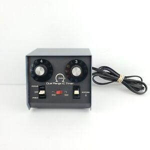 Omega Dual Range IC Timer, Model 461-019