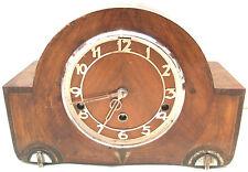 Vintage German Antique Mantel & Carriage Clocks