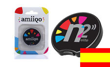 AMIIQO - N2 Elite/AMIIQO Official & Boxed EMULATOR AMIIBO NEU! 3DS/2DS/WIIU