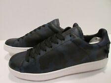 New COACH Mens Blue Camo WILD BEAST Sneakers - Original Size 12 US