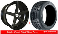 """Alloy Wheels & Tyres 19"""" Zito Corsica For Mercedes CLS-Class [W218] 11-17"""