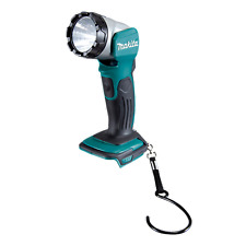 Makita RECHARGEABLE LED FLASHLIGHT DML802 18V 12-Position Pivoting Head