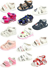 Kinder Sandalen Mädchen Jungen Sandaletten Kindersandalen Sandalen für Kita Hort