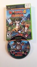 WORMS 4 MAYHEM - XBOX GAME / 360 COMPATIBLE - FAST FREE SHIPPING !!