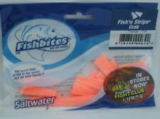 Fishbites 0039 Orange Crab Fish Strip 15CT 25565