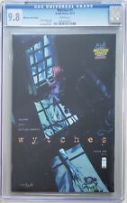 Wytches #1 CGC 9.8 Midtown Comics Edition Variant