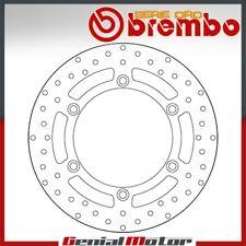 T 400 400 2009  2012 68B40797 Disco Freno Fisso Brembo Serie Oro Posteriore Sw