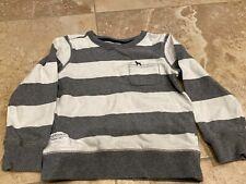 Toddler Boy Carter's grey sweater - size 5