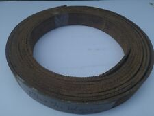 "1 3/4"" wide x 3/16"" thick Woven Brake Lining ~ Sold by The Foot"