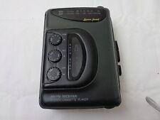 Vintage Lenoxx Sound Am/Fm Cassette Player Walkman Model #929