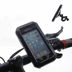 Motorcycle Waterproof Phone Holder / Case For iPhone 12 Pro Max XS XR 8 7 6 Plus
