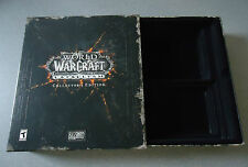 World of Warcraft: Cataclysm EMPTY Collector's Edition Box  WOW