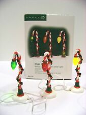 Vintage Christmas Street Lights - MODIFIED - Dept 56 - Item # 56.53191