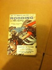 Vintage Rodding And Restyling Hot Rod Magazine May 1959