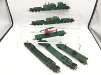 Job Lot of Triang OO Gauge NATO Battlespace Wagons