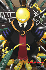 Assassination Classroom  Anime Manga Series 28X36 New Licensed Paper Poster