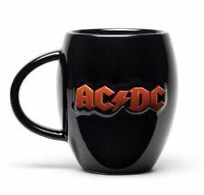 16oz 450ml Oval Coffee Tea Mug choose from AC/DC Bowie Walking Dead H Potter etc