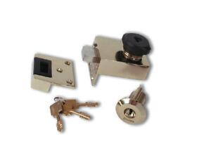 UNION 4L67 Non-Deadlocking AVA Rimlock - 60mm Brasss