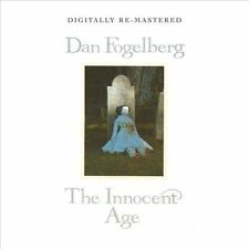 DAN FOGELBERG--The Innocent Age--2 CD Set--1980's Epic Pressing- wide jewel case
