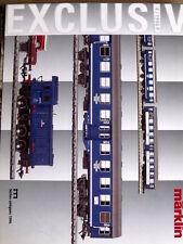 Catalogo MARKLIN Exclusiv 4/1996 - FRA -Tr.10