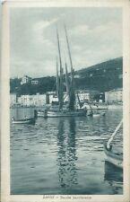 Lerici - Barche pescherecce  - Cartolina non viaggiata anni '20