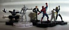 HeroClix Extras Lot: Spider-Man (Marvel) - Wizkids: Heroes, Villains, Serpent