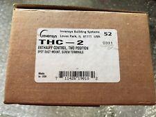 INVENSYS THC-2 Entalphy Control 24VDC