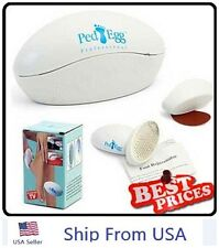 PED EGG THE ULTIMATE FOOT FILE FOR SMOOTH BEAUTIFUL FEET USA Shipping!!