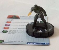 HeroClix The Avengers Movie Set #008  SKRULL COMMANDO  MARVEL