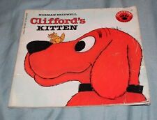 Clifford 8x8: Clifford's Kitten by Norman Bridwell (1992, Paperback)