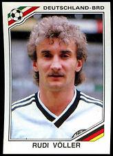 Rudi Voller Deutschland - BRD #191 World Cup Story Panini Sticker (C350)