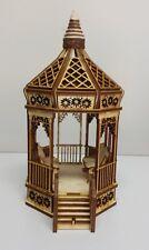 Victorian GAZIBO II (1:48) QUARTER INCH Scale Dollhouse kit