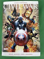 Civil War (A Marvel Comics Event) Hardcover, HC, Variant Cover 2008