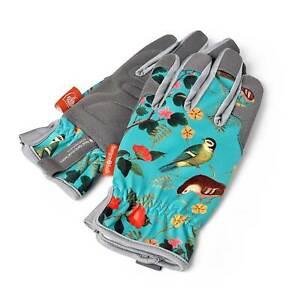 Flora and Fauna Garden Gloves - Ladies Gardening Gloves - Garden Gifts