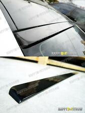 04-10 BMW E63 coupe 2D PAINTED EX3 DESIGN REAR ROOF SPOILER 645Ci 650i