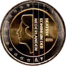 2 Euro Beatrix 2006 X 1 Piece Neuve Unc Netherlands Nederland 100 000 exp