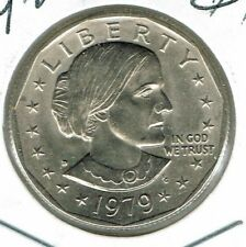 1979-D Denver Susan B Anthony Uncirculated Business Strike Dollar Coin!