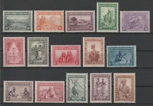 Ruanda-Urundi - 1931 - COB 92/106** - MNH -