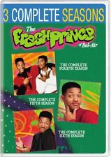 The Fresh Prince Of Bel-Air: Seasons 4-6 [New DVD] Gift Set, 3 Pack, Faceplate