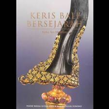 Kris Book: KERIS BALI BERSEJARAH Neka lombok sword knive dagger Indonesia art