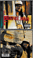 Beenie Man-Back to Basics/CD/NUOVO + OVP-SEALED!