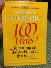 National Geographic Magazine Nat Geo September 1988(NG28)