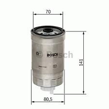 Kraftstofffilter - Bosch 1 457 434 511
