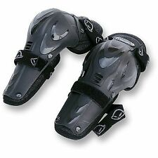 UFO Adult Strap On Motorcycle Knee Pads & Shin Guards