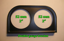 2'' Double Gauge Mount Panel Mounting Bracket 52mm
