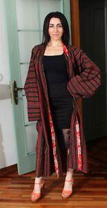 "64.57"" x 48.43"" Dress Uzbek Robe VINTAGE FAST Shipment With UPS 11385"