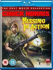 Missing in Action REGION B Blu-ray